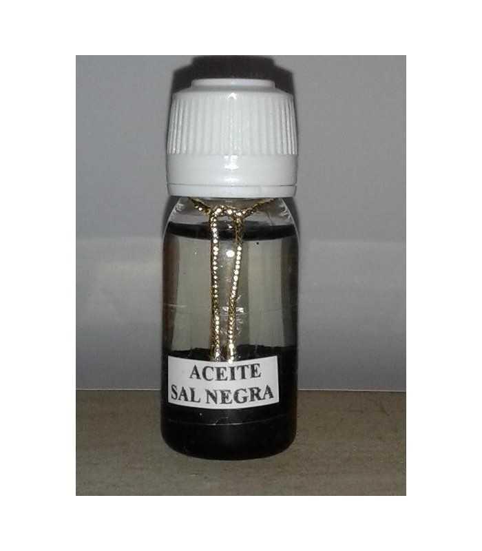 Aceite sal negra