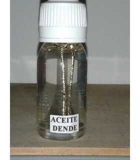 Aceite dende (ofrendas)