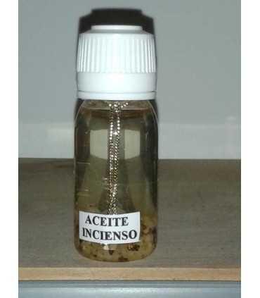 Aceite incienso