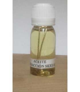 Aceite atracción sexual (grande)