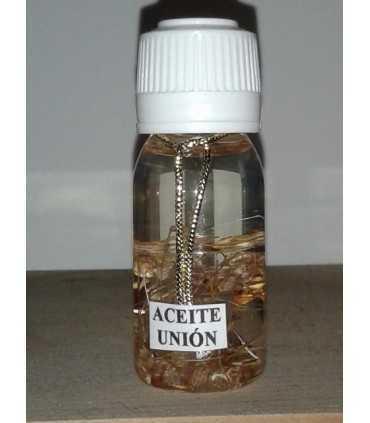 Aceite unión
