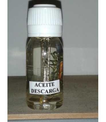 Aceite descarga