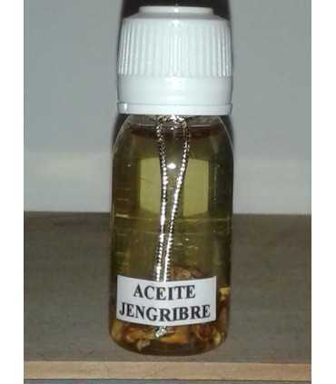 Aceite jengibre