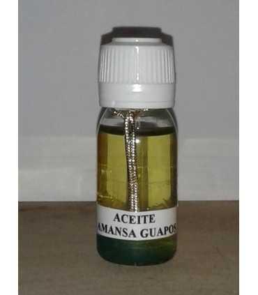 Aceite amansa guapos
