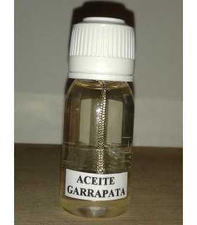 Aceite garrapata, botella 15 ml