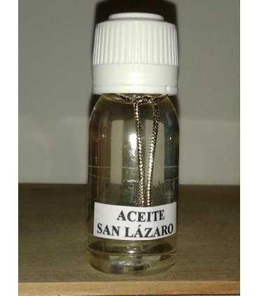 Aceite san Läzaro, botella 125 ml