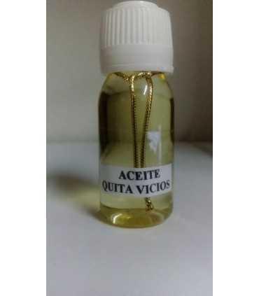 Aceite quita vícios, 110 ml