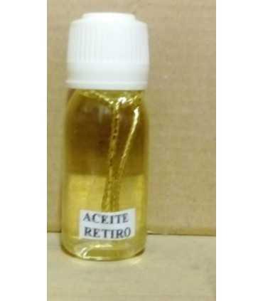 Aceite retiro, botella 110 ml