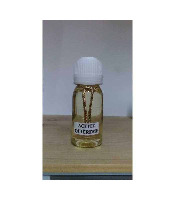 Aceite quiéreme, botella 110 ml