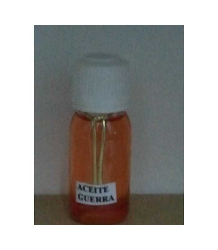 Aceite guerra, botella 110ml