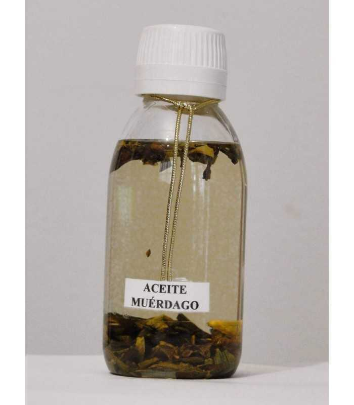 Aceite muérdago