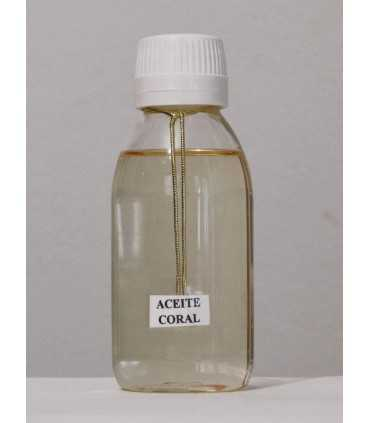 Aceite coral