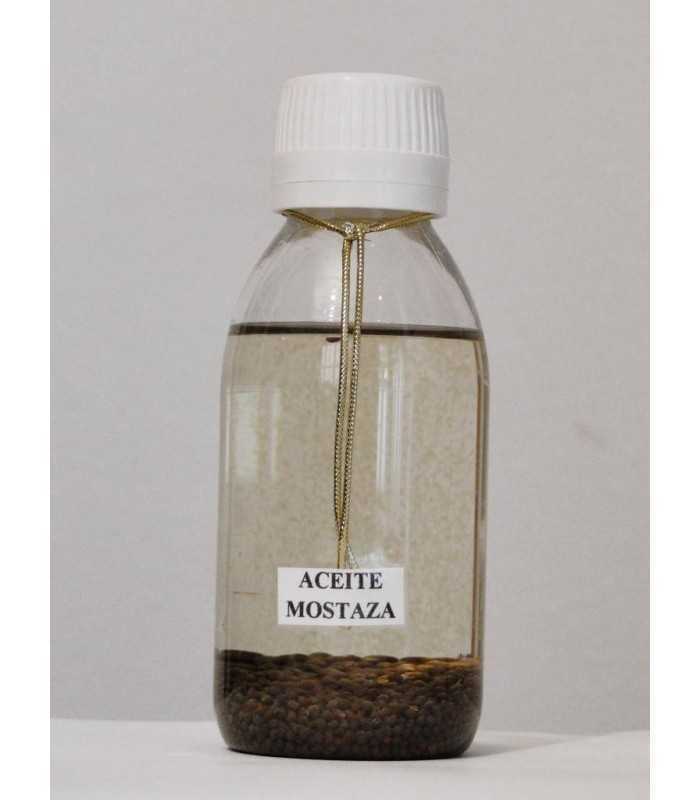 Aceite mostaza
