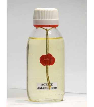 Aceite amansador