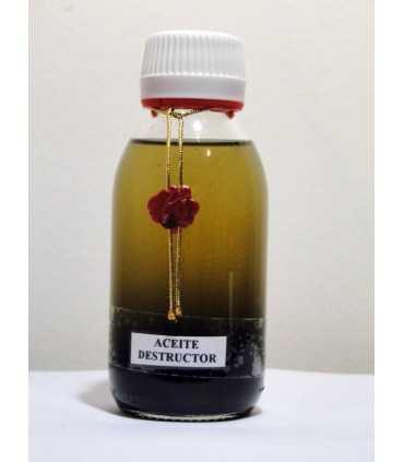 Aceite destructor