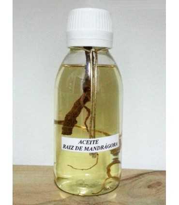 Aceite raíz de mandrágora